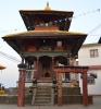 चौताा साँगाचोकगढी नगपालिकाको वडा नं. ५ चौतारामा अवस्थित गणेश मन्दिर